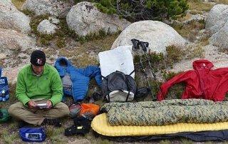 Lightweight Backpacking Gear Checklist