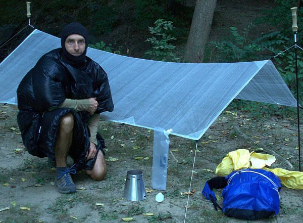 2 4 Pound Extreme Ultralight Backpacking On The