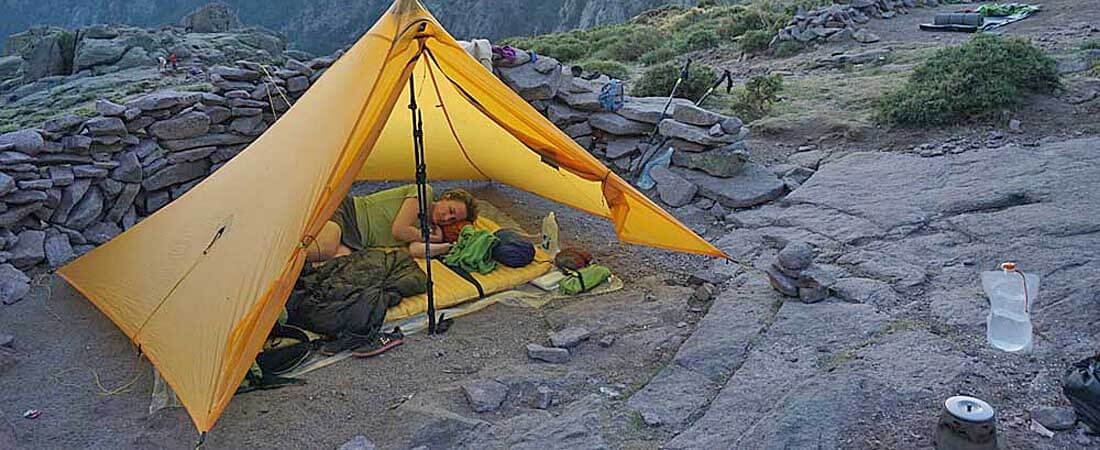 Recommended Tents, Tarps and other Shelters