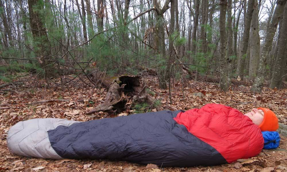 The Art of Sleeping Warm - A Guide to Sleeping Bags and Quilts ... : quilt backpacking - Adamdwight.com