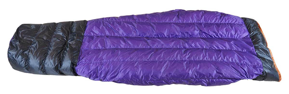 The Art of Sleeping Warm - A Guide to Sleeping Bags and Quilts ... : down sleeping quilt - Adamdwight.com