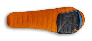 The Feathered Friends Merlin UL 30 Sleeping Bag is another winner bag. Although FF rates it at +20