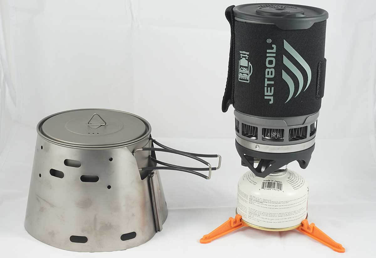 Best Backpacking Stove System - Trail Designs Caldera vs  JetBoil