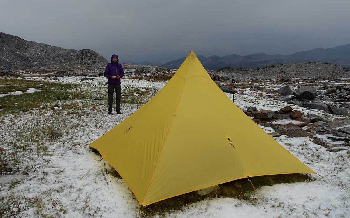 why you won't freeze or starve ultraLight backpacking