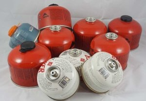 used-canisters