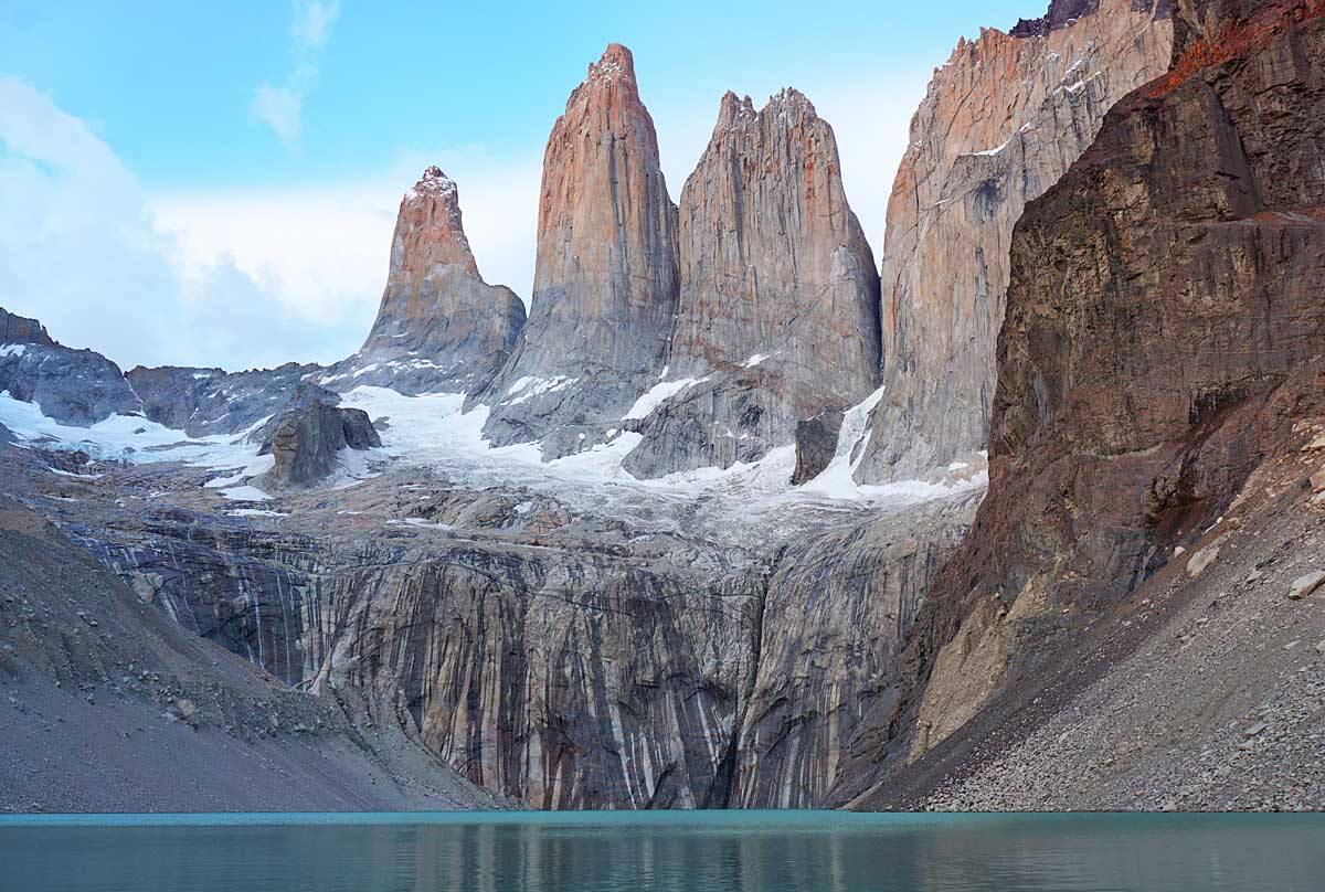 Plan Online Torres Del Paine W Trek And Circuit Trek Quick And Easy