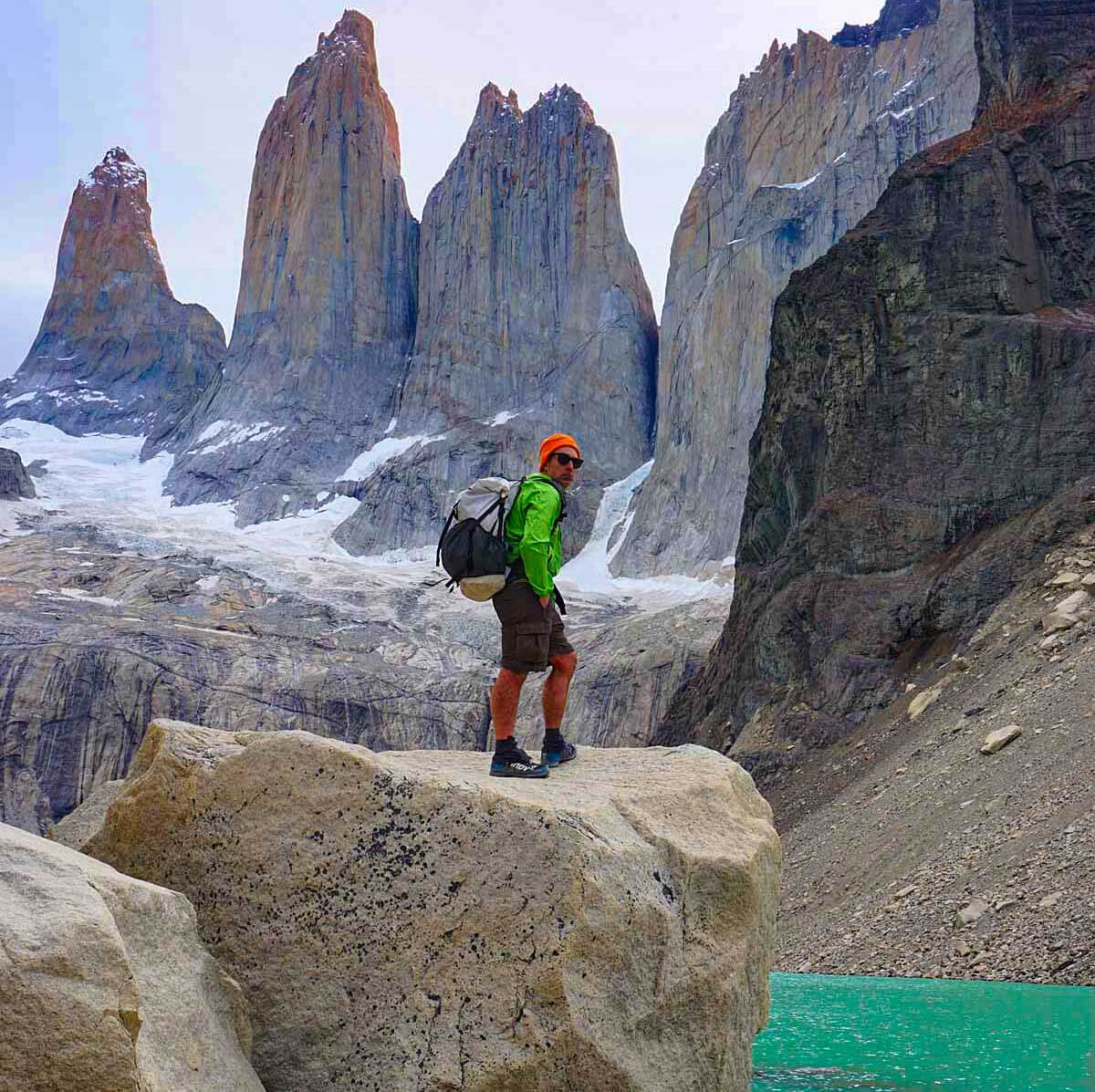Torres del Paine W Trek Itinerary for 3-4 Days