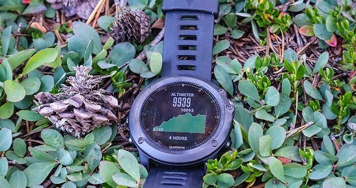 gps-700 - how to train for hiking equipment