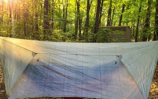 Method to Manage Hammock Tarp Doors
