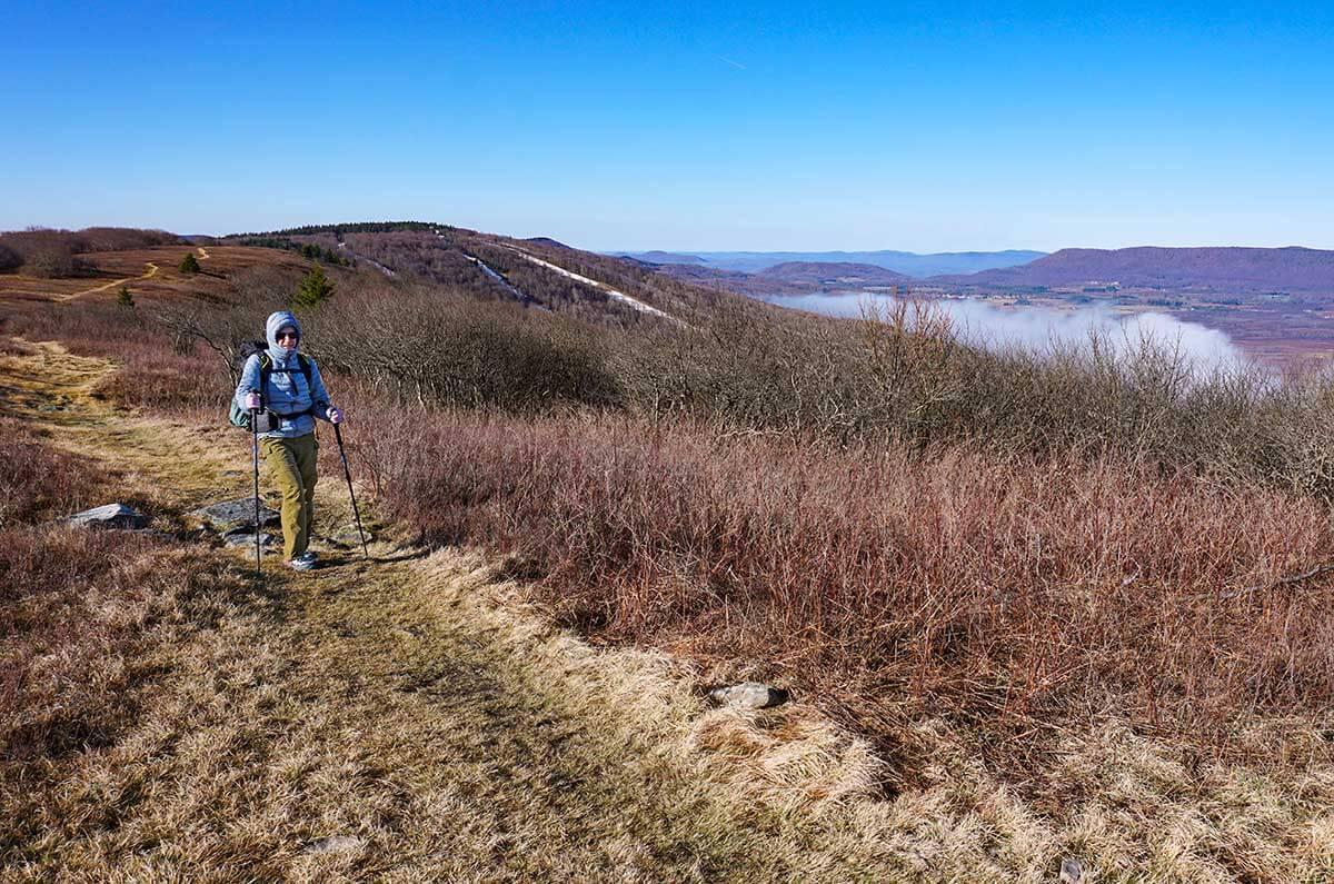 shakedown hike