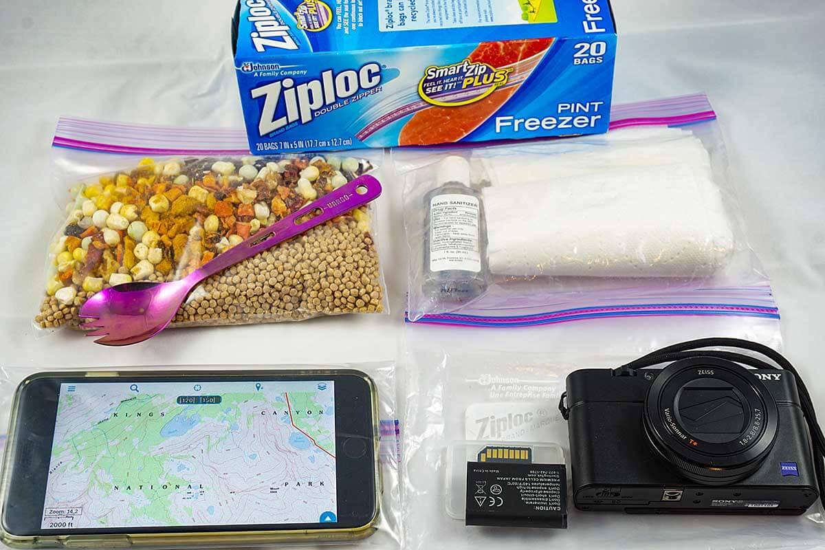 Best Cheap 25 cent Backpacking Gear