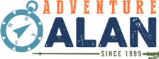 Adventure Alan Retina Logo