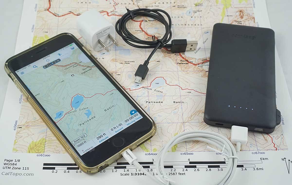 Best Lightweight Backpacking Electronics Gear