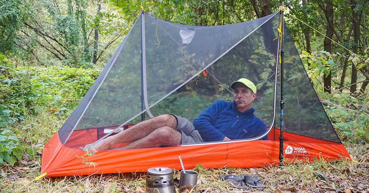 Sierra Designs High Route 1 Fl Tent Review Adventure Alan