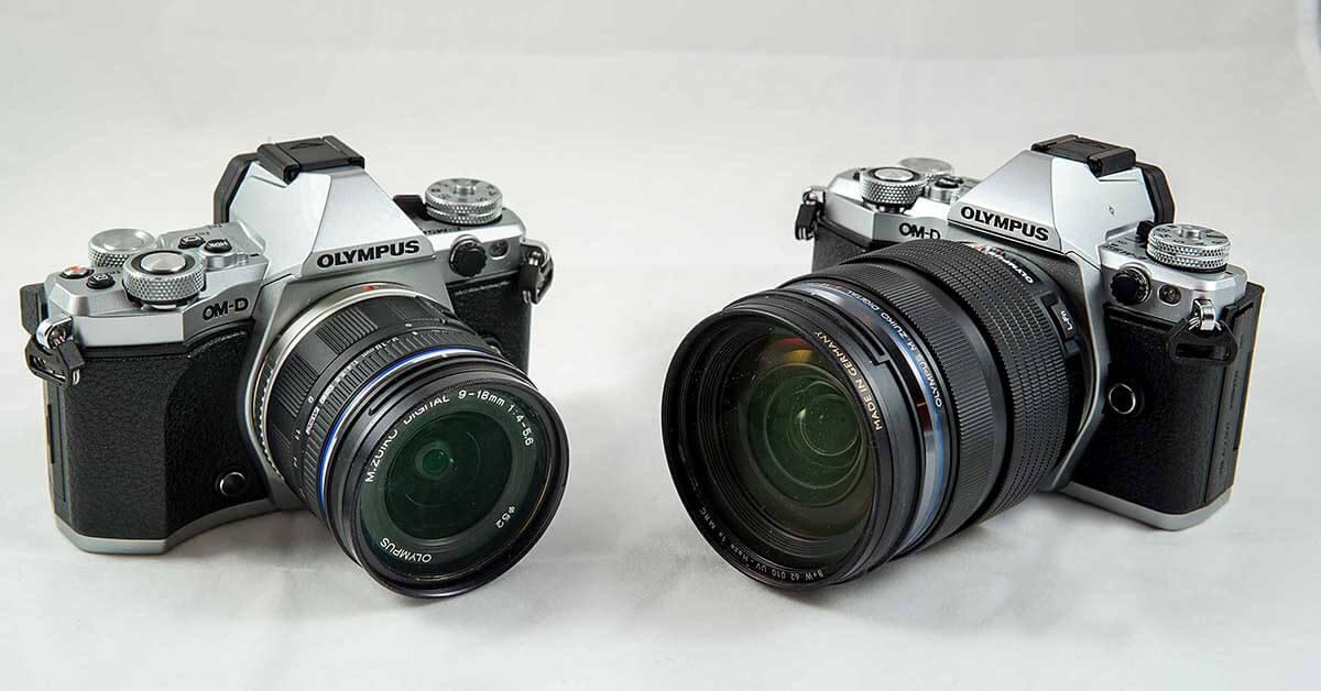 Olympus OM-D EM-5 ii Camera Review