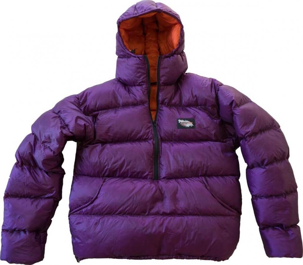 goosefeet gear down jacket custom