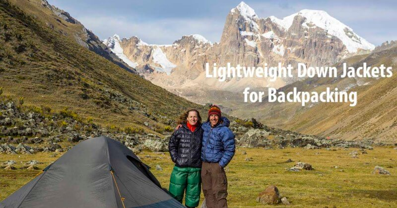 Lightweight Down Jackets