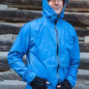 Zpacks Vertice lightweight rain jacket