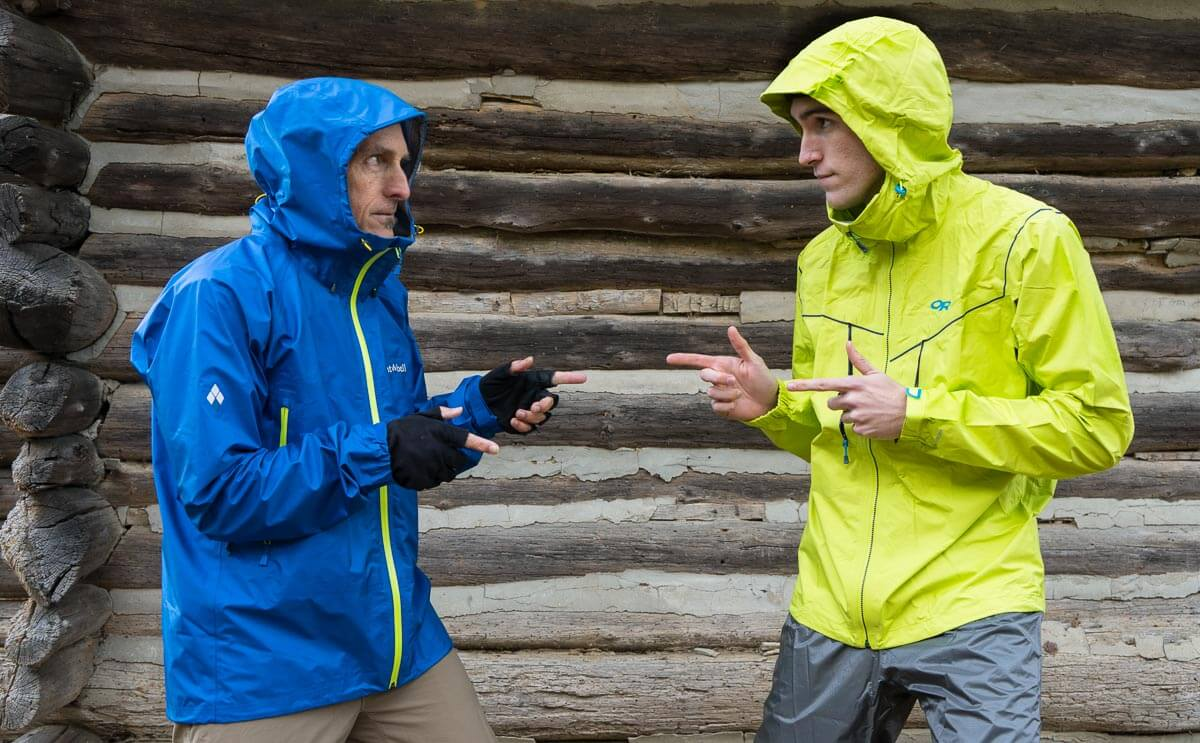 wholesale save off top quality Rain Jacket Durability 101 - How to Select the Best Durable ...