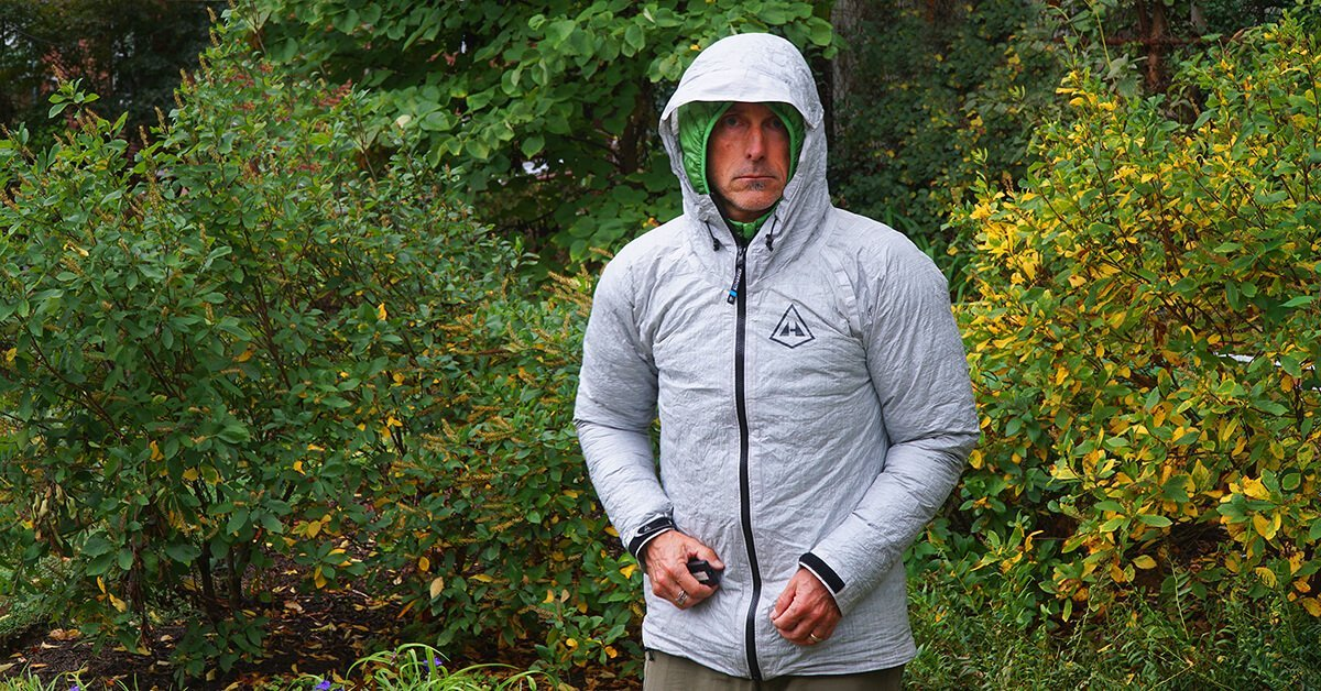 Review Of Hyperlite Mountain Gear The Shell Adventure Alan