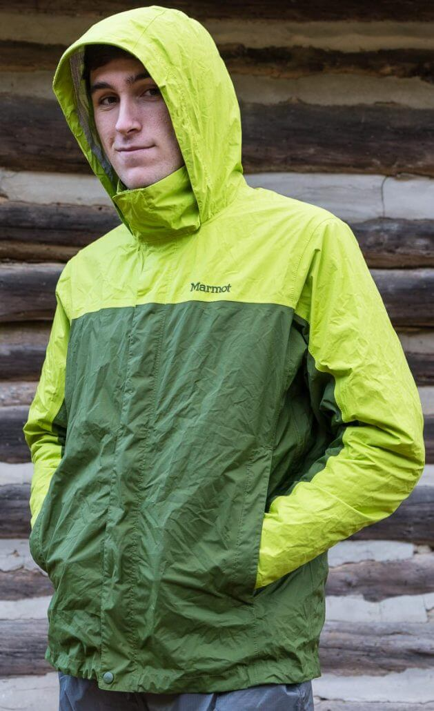 lightweight rain jacket - packable rain jacket