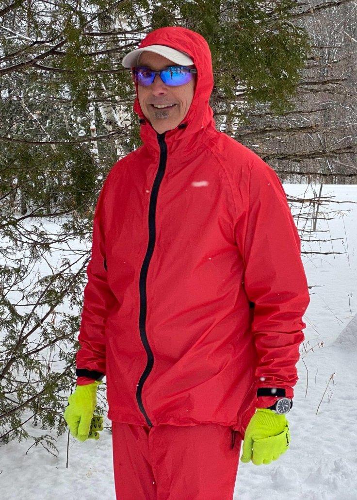 ultralight rain jacket - Enlightened Equipment Visp jacket