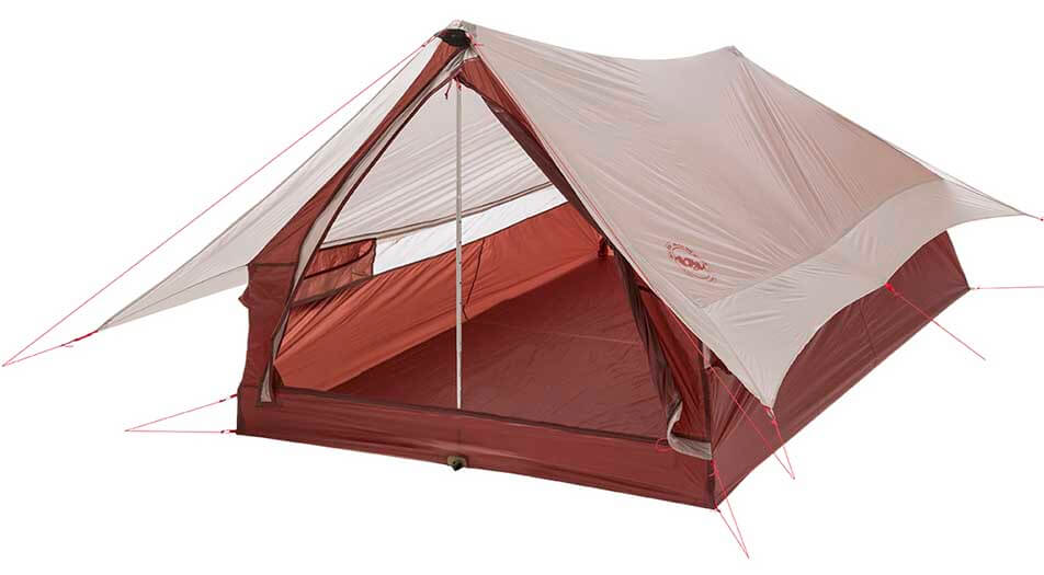 Big Agnes Tent - Scout 2 with Dyneema