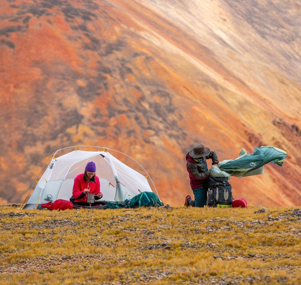 big agnes copper spur hv ul2 backpacking tent