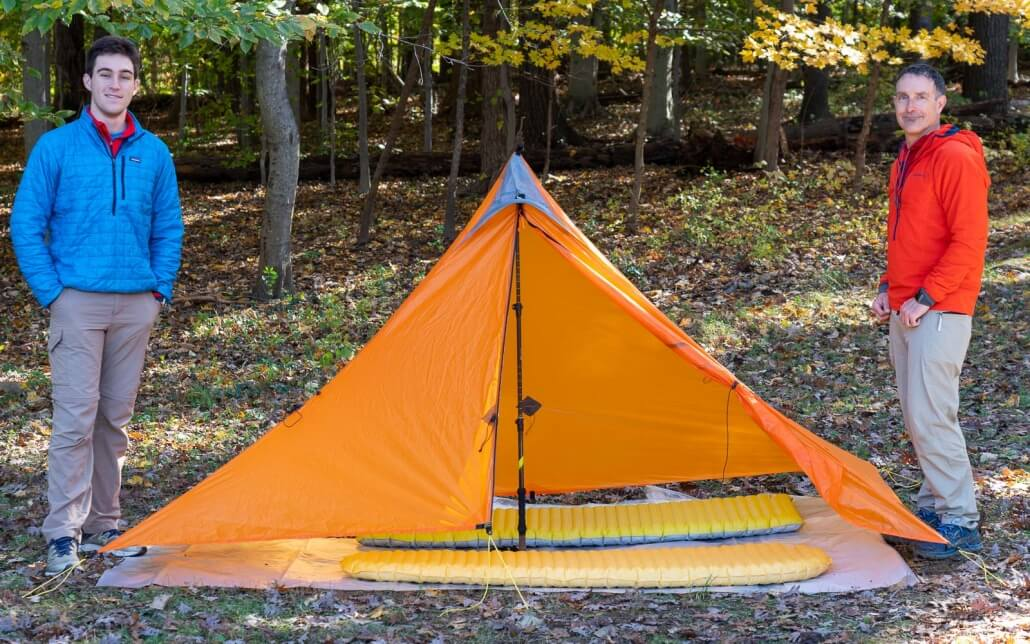MOUNTAIN LAUREL DESIGNS DUOMID 2 best tents