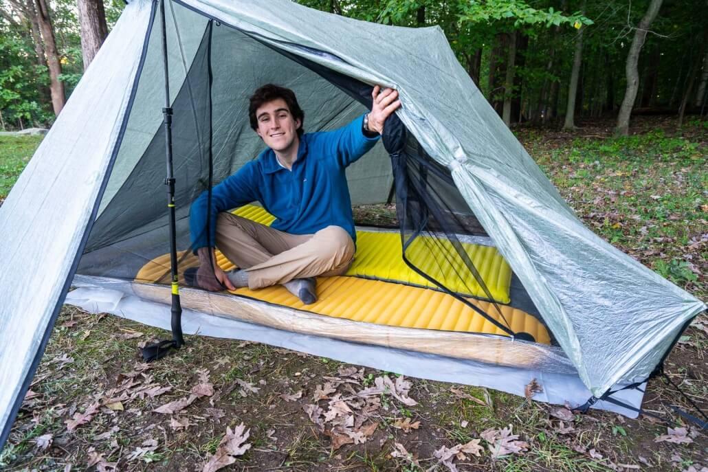 tarptent stratospire li ultralight tent