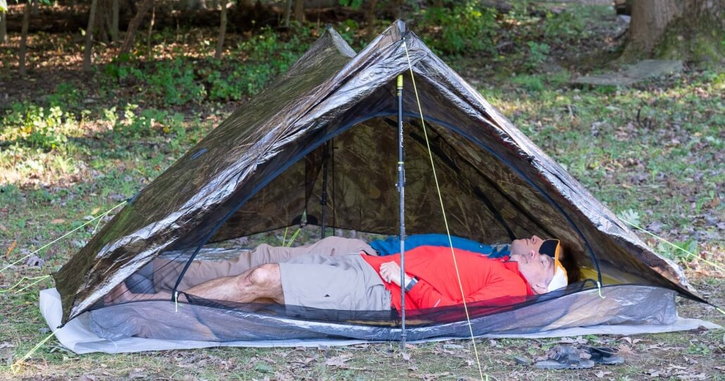 lightweight tent - zpacks duplex