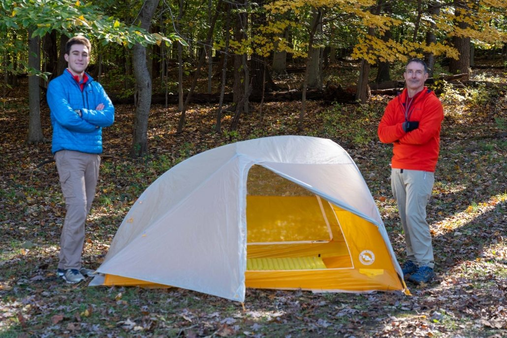 best tents - BIG AGNES TIGER WALL UL3 Tent