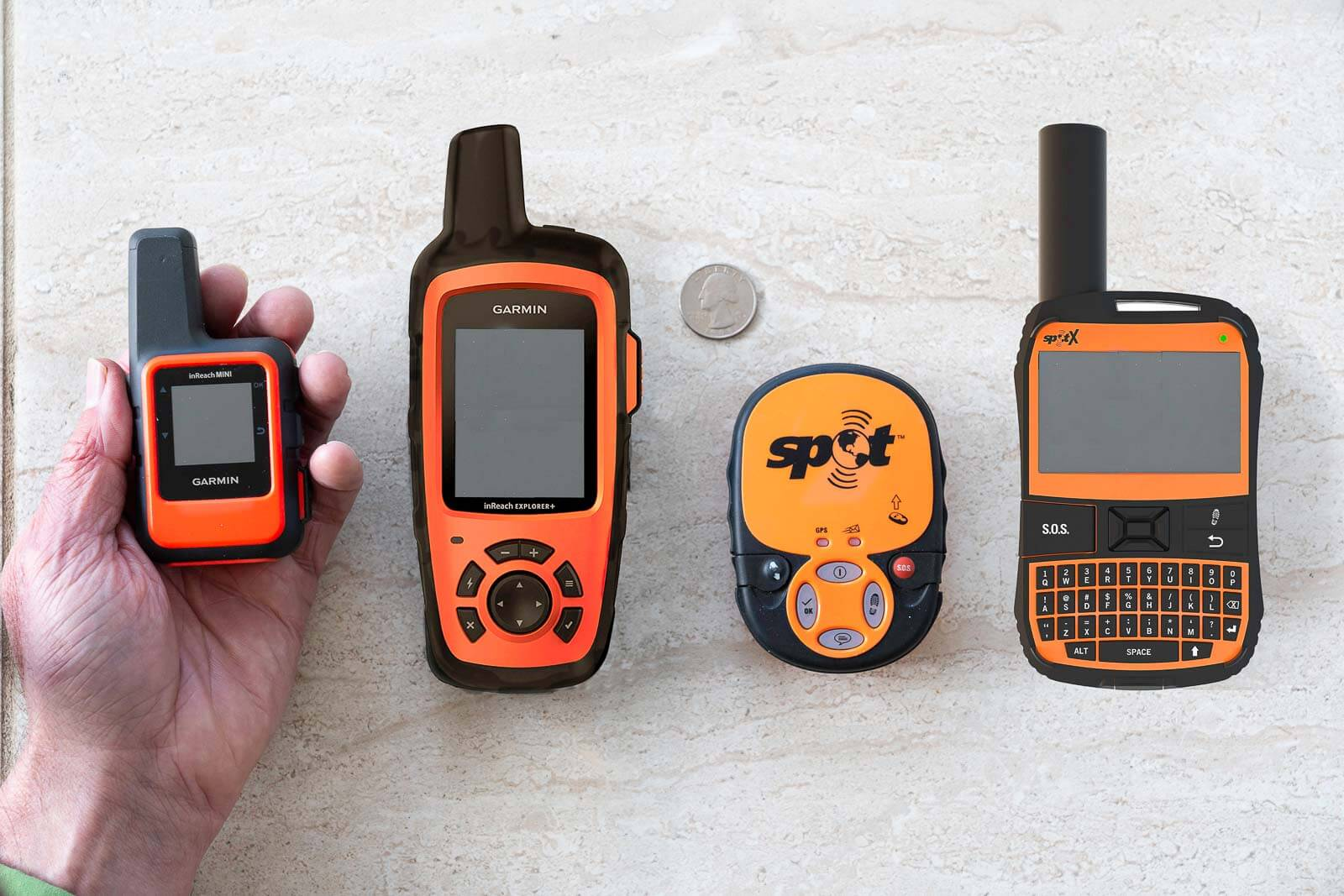 2019 Best Satellite Messengers – SOS Devices - Adventure Alan