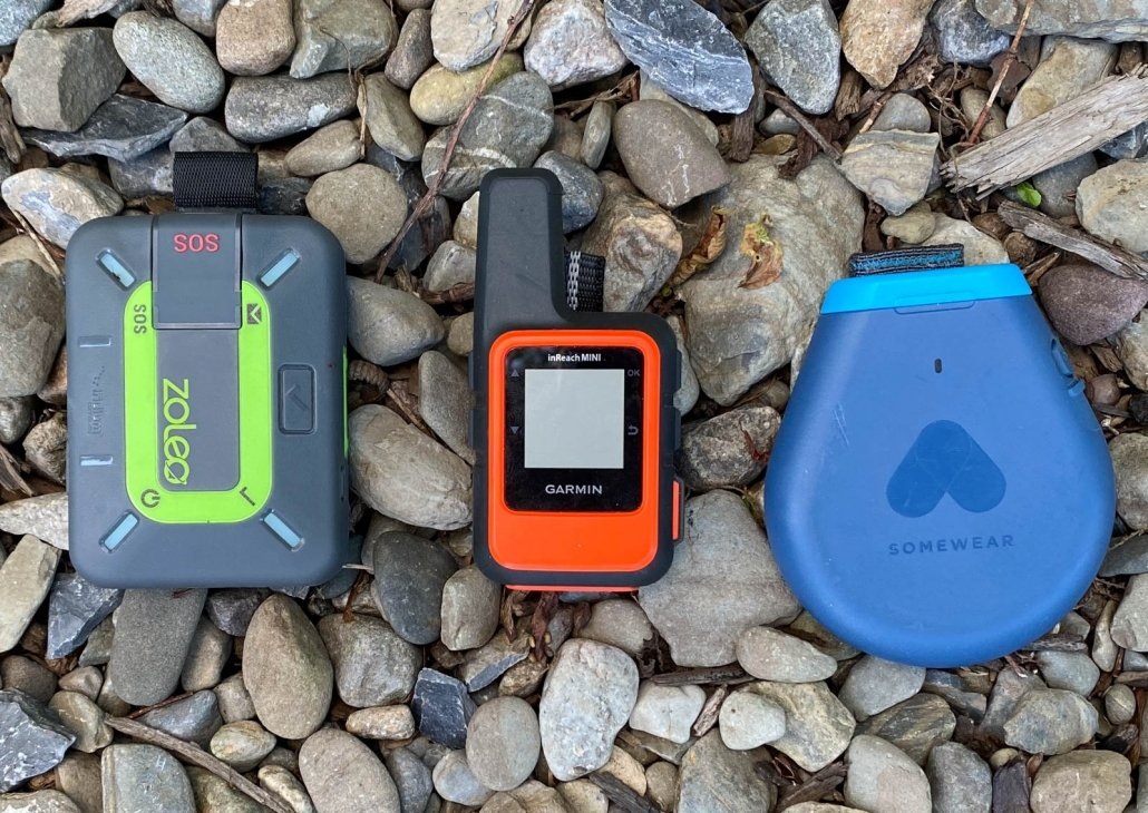 Our Top 3 Satellite Messengers | Garmin inReach Min, Zoleo Satellite Communicator and Somewear Global Hotspot
