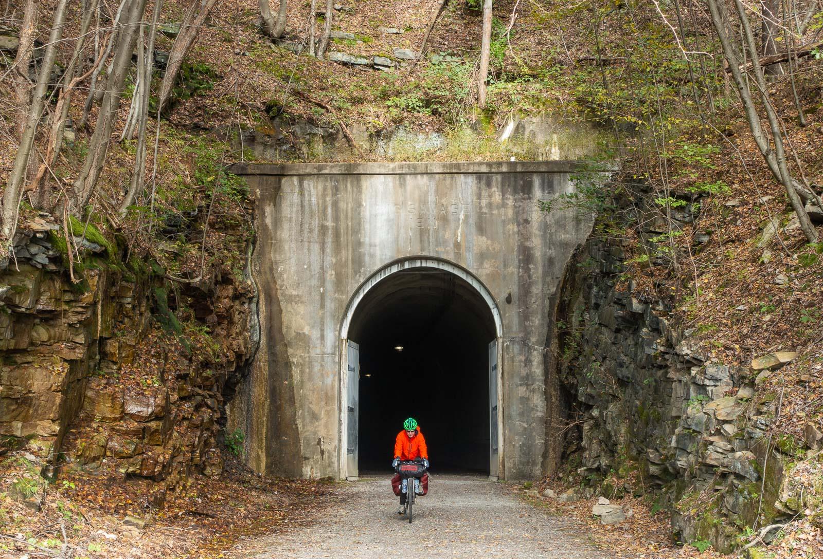 Bikepacking GAP Trail and C&O Trail