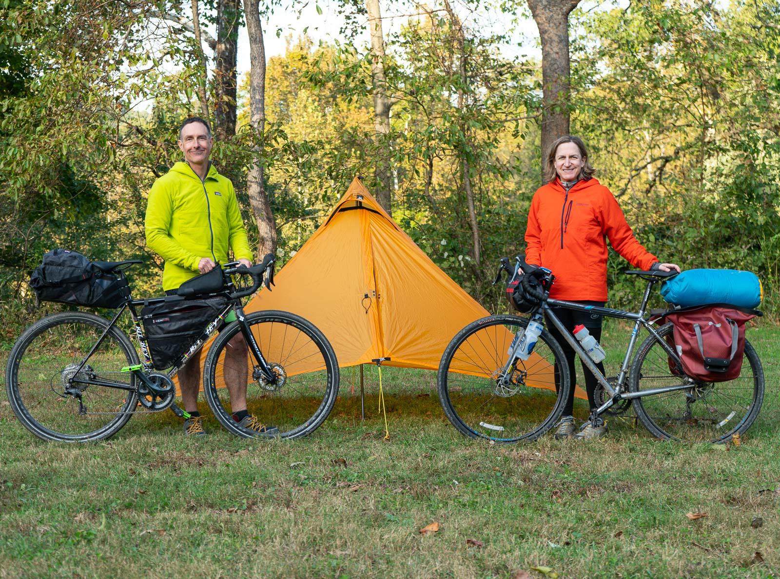 Bikepacking GAP Trail