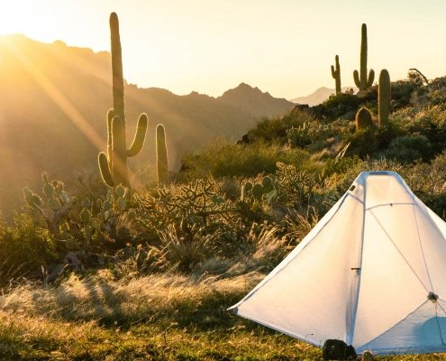 Hyperlite Mountain Gear Dirigo 2 Tent Review