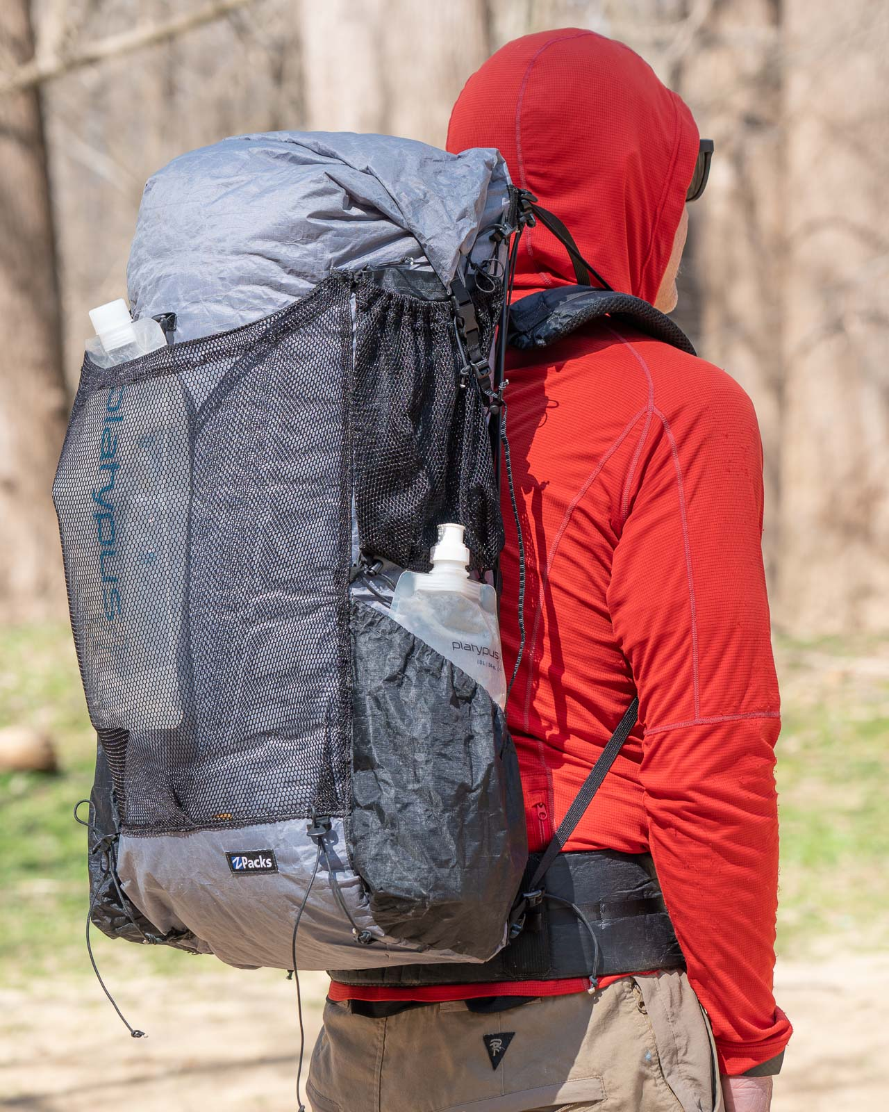 Arc Blast 55L Backpack