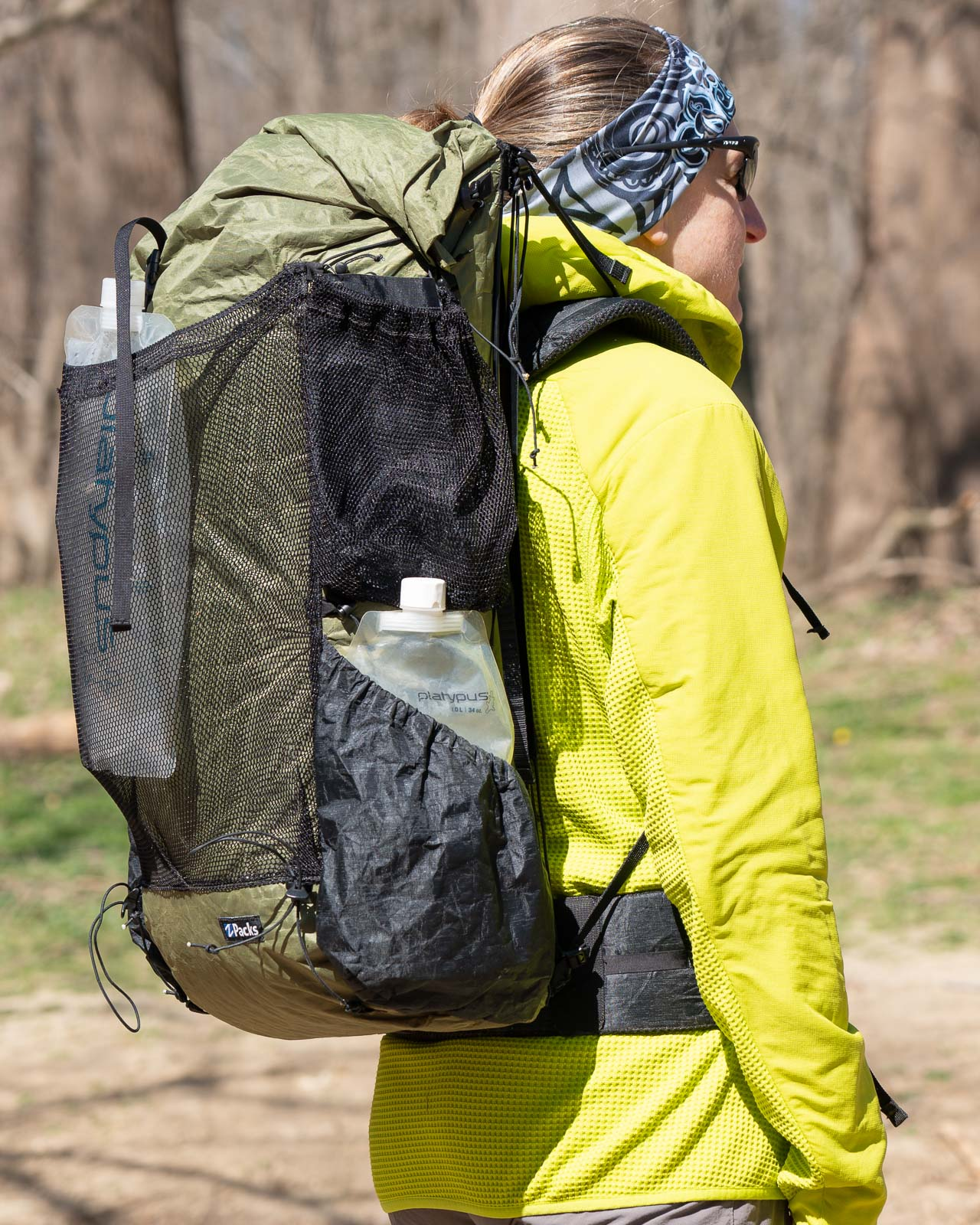 ZPACKS ARC BLAST 55L PACK