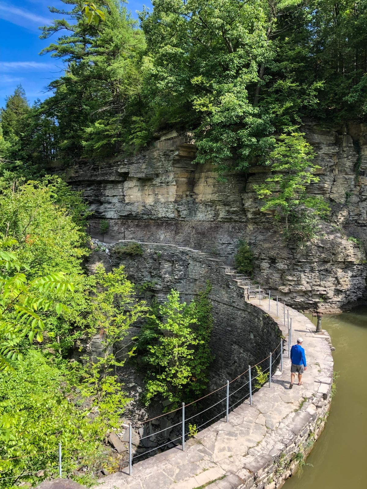 Ithaca Gorges Hikes