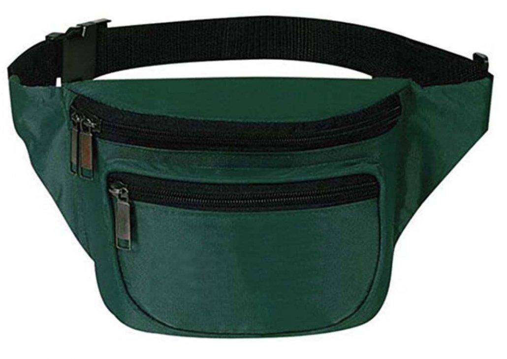 buyagain fanny pack amazon green
