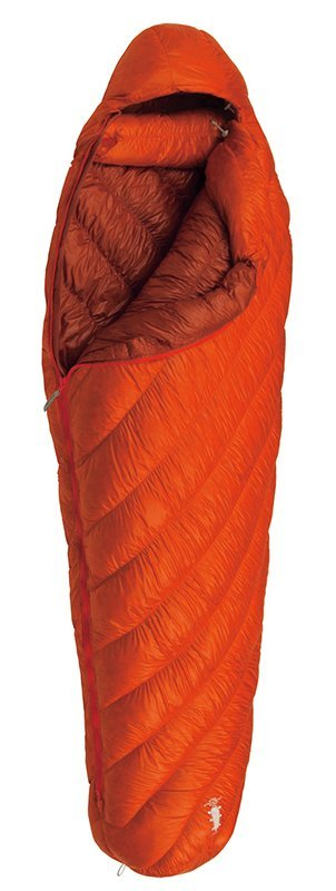 down backpacking sleeping bag - Montbell Downhugger 800 #1