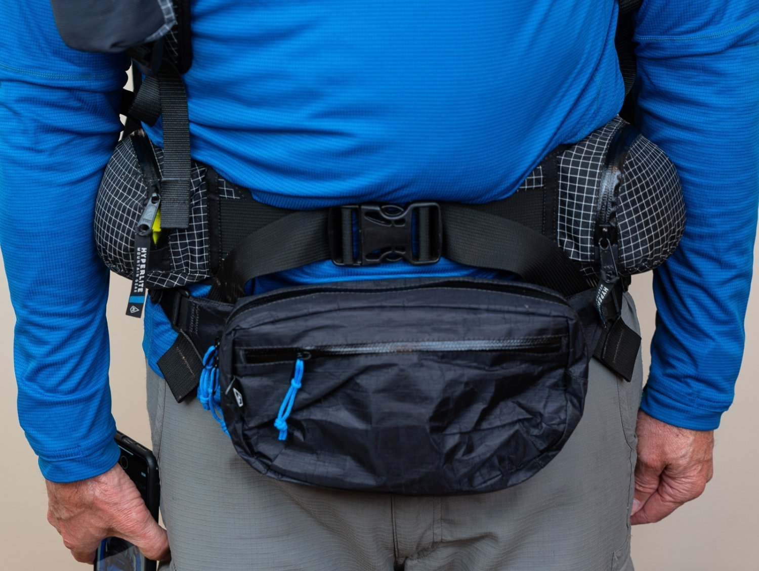 fanny pack backpack add on