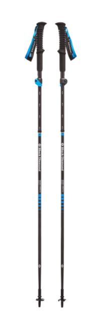 Black Diamond Trekking Poles - Distance Carbon FLZ