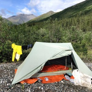 DURSTON X-MID 2 PERSON TENT