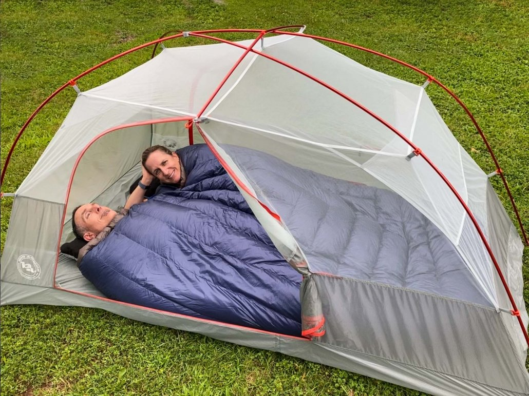 2020 Big Agnes Copper Spur HV UL2 Tent