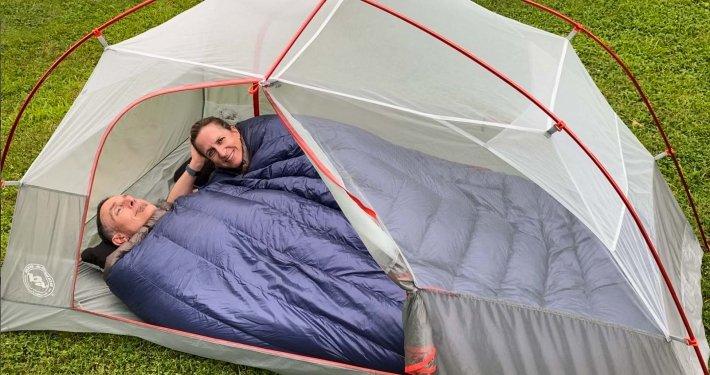 2020 Big Agnes Copper Spur HV UL2 Tent