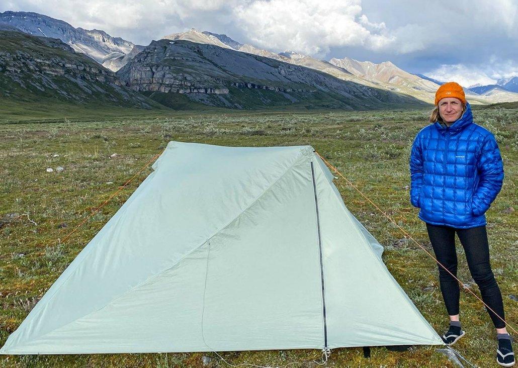 Durston X-Mid 2P tent