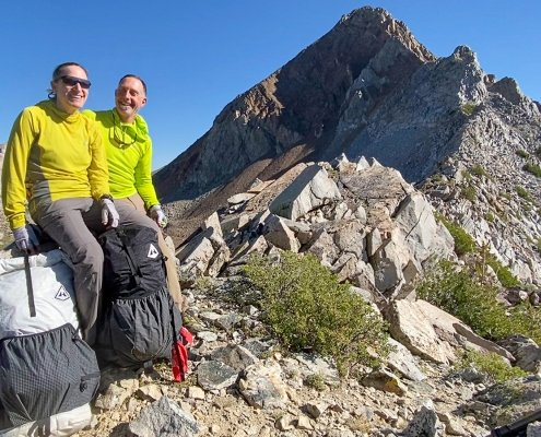 couples ultralight backpacking gear for couples