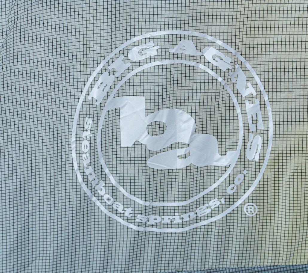 BIG AGNES COPPER SPUR HV UL2 Review - fabric detail